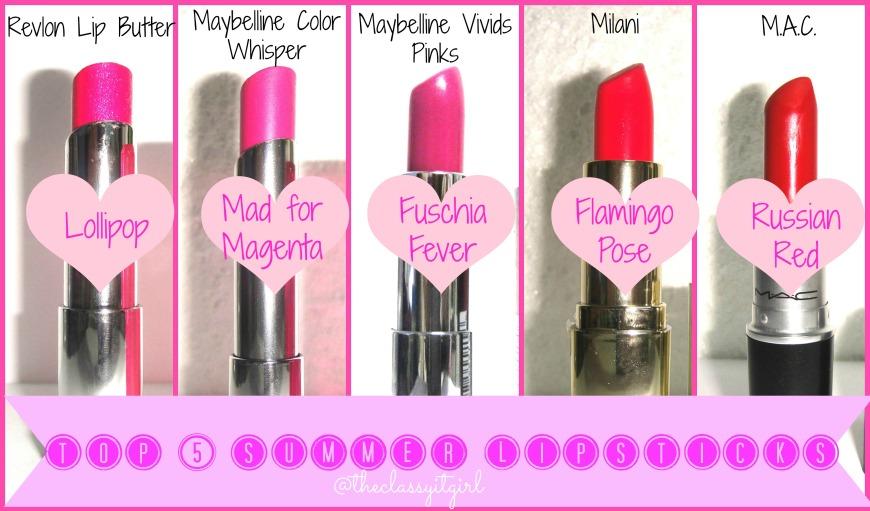 LipstickCollage