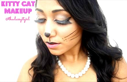Kitty Cat Look