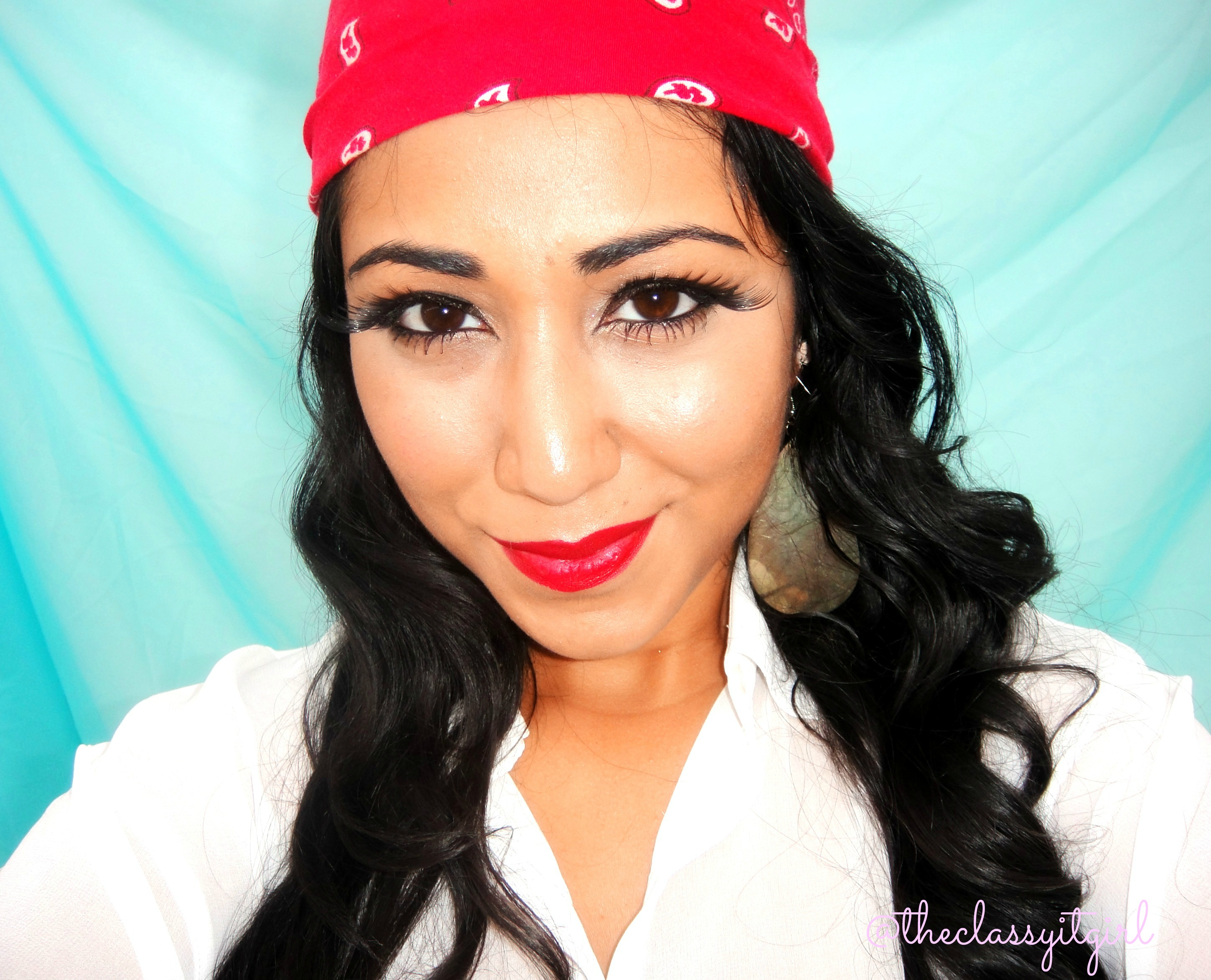 Pirate2  sc 1 st  Roxy James & Last Minute DIY Halloween Costumes! - Roxy James