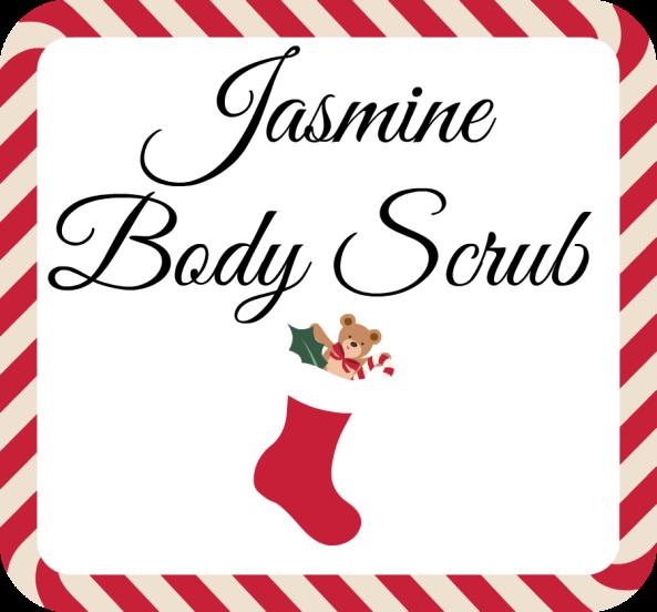 Jasmine Body Scrub