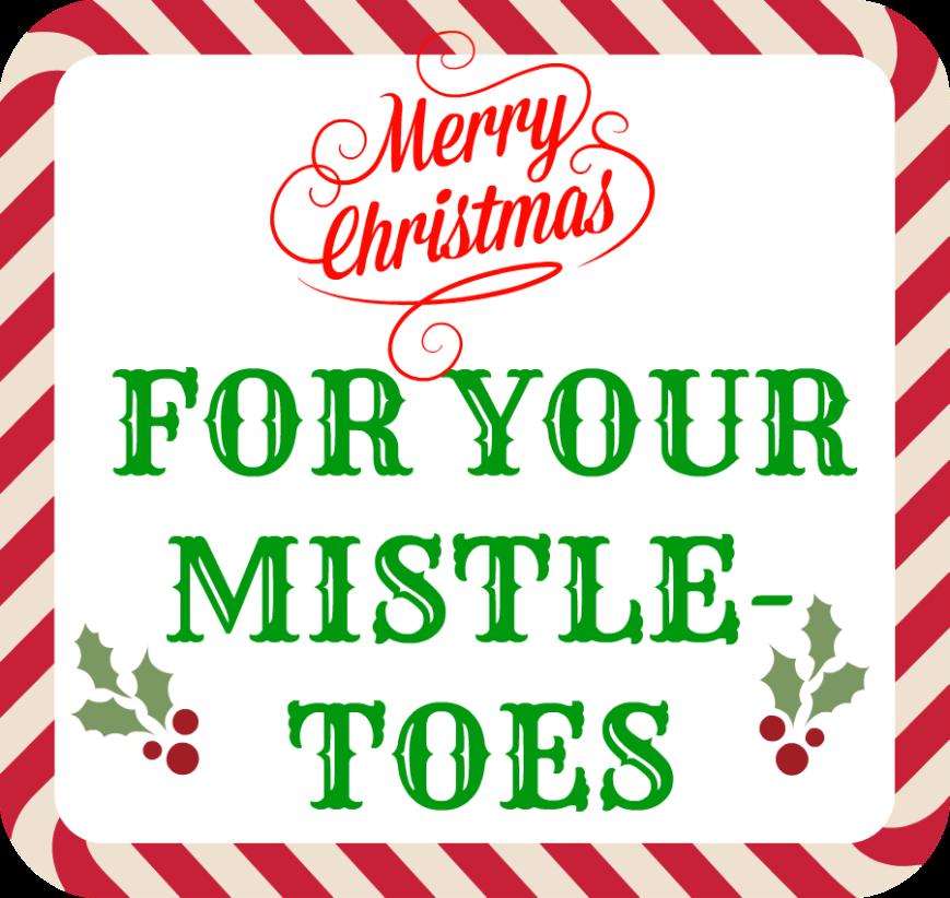 Mistle Toes