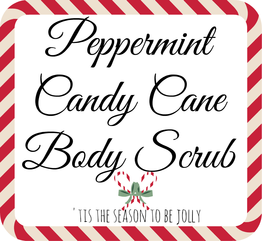 Diy Holiday Gift Scrubs The Classy It Girl