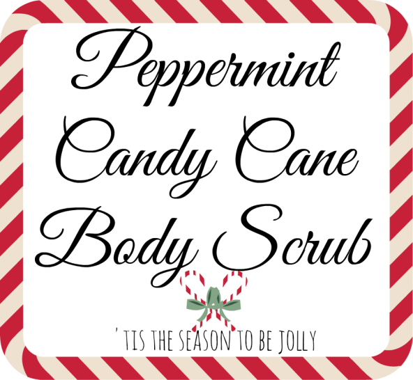 Peppermint Body Scrub