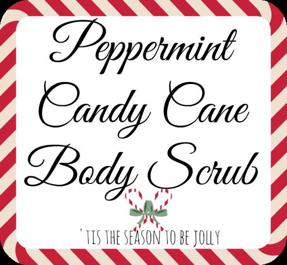 Peppermint Body Scrub