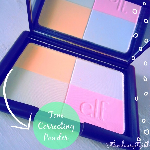 Elf Cosmetics Tone Correcting Powder