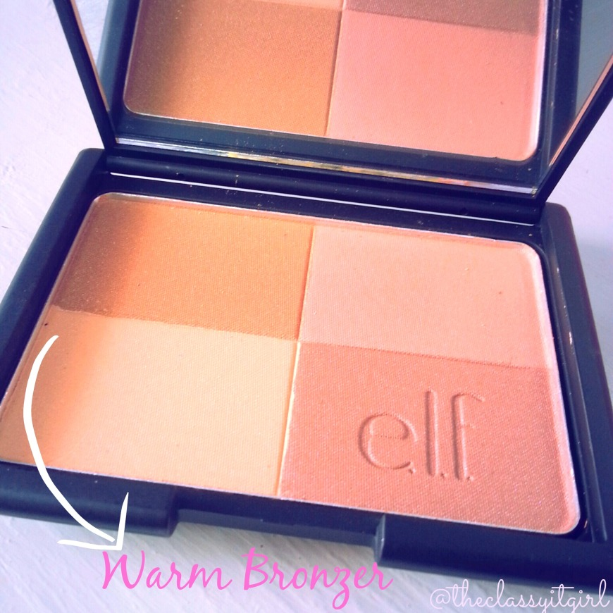 Elf  Cosmetics Studio Bronze in 'Warm Bronze'