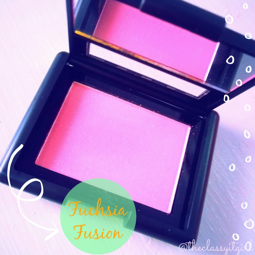 Elf Cosmetics Studio Blush in 'Fuchsia Fusion'