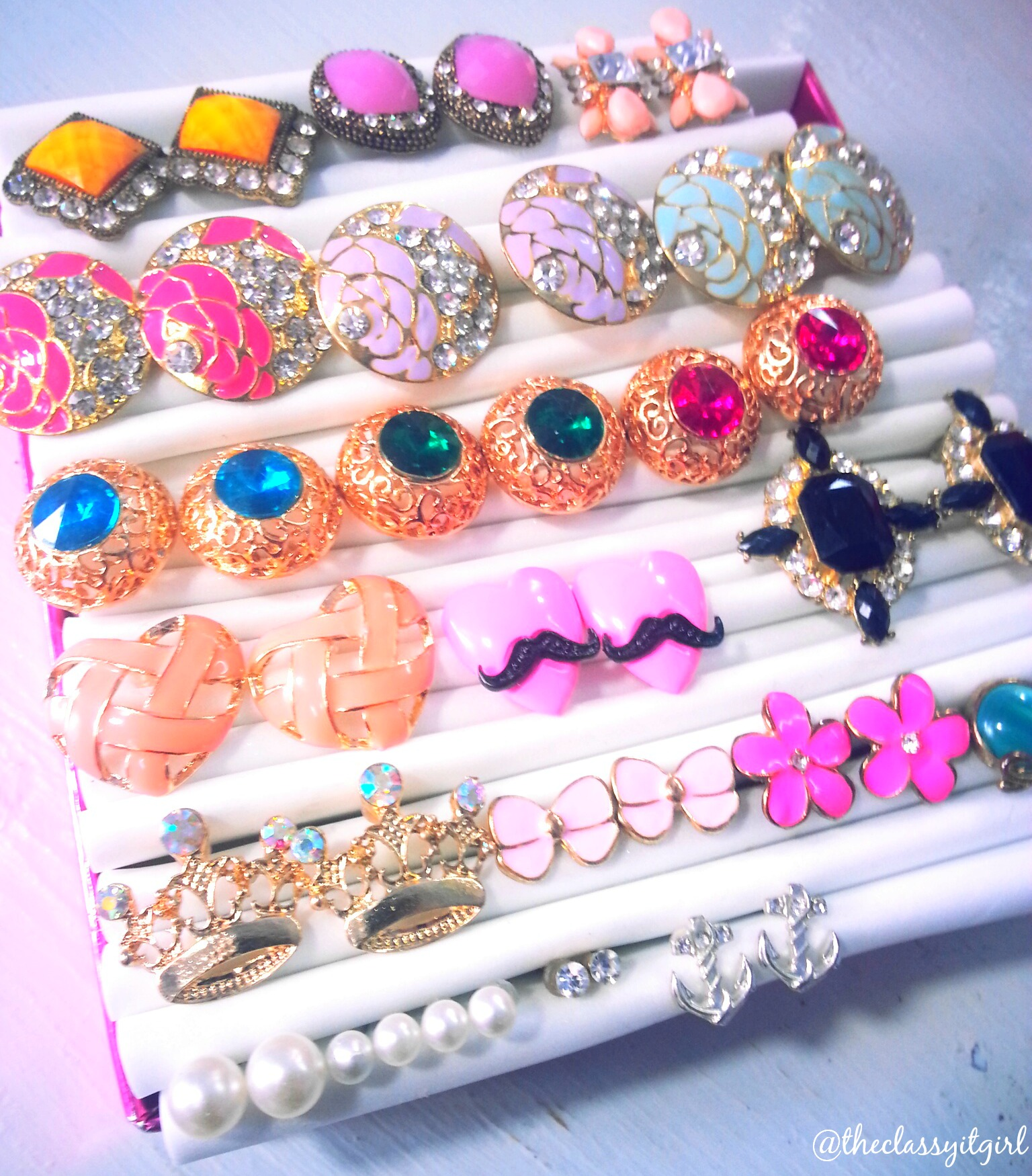 diy headband holder Archives Roxy James