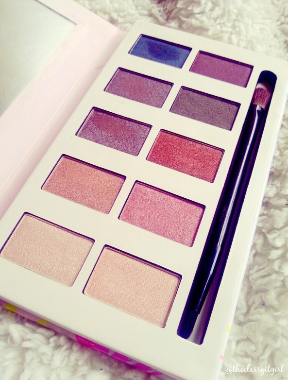 The Sun Kissed Eye Palette