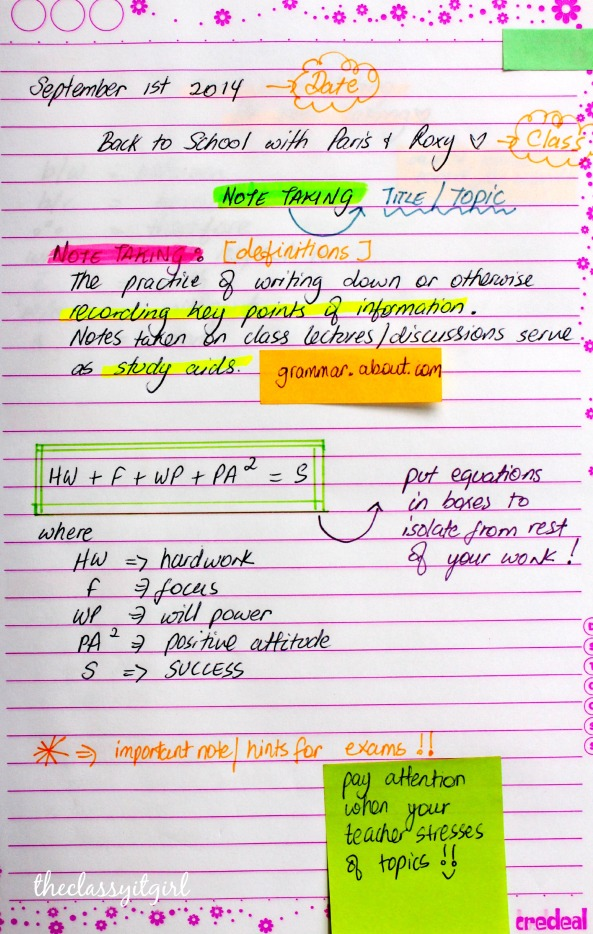 notes1