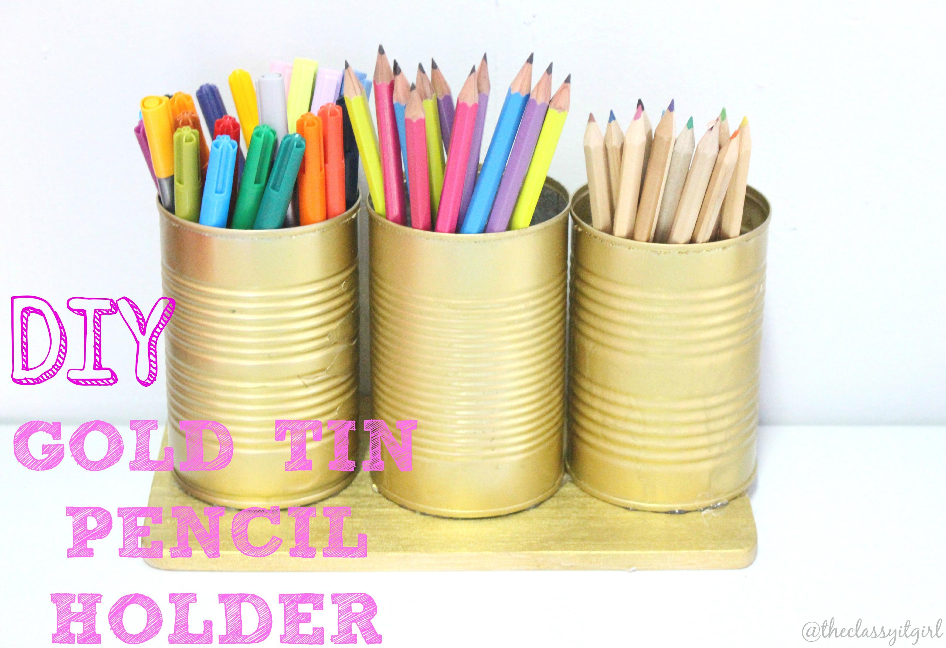 DIY Desk Decor | Easy & Inexpensive - Roxy James