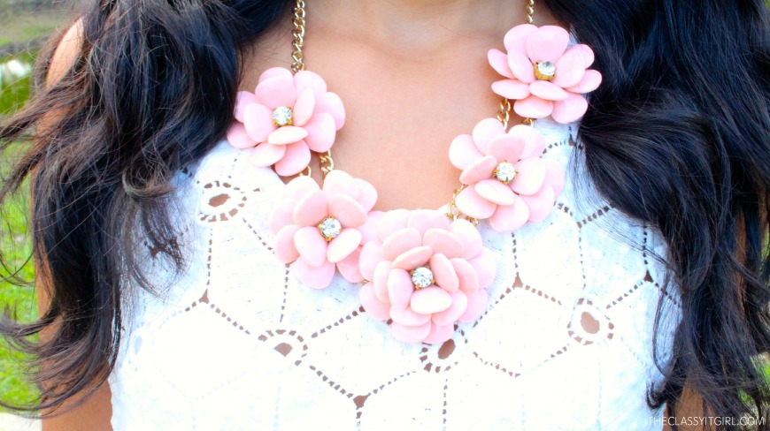 One of my fave necklaces ever. I have a mint in it too!